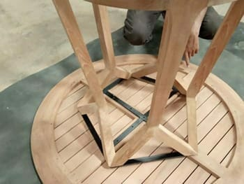 Indonesian Teak Furniture Manufacturer Of Outdoor Dining Table