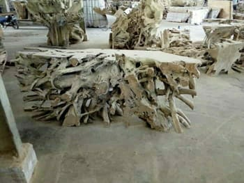 Wholesale Teak Root Furniture Indonesia