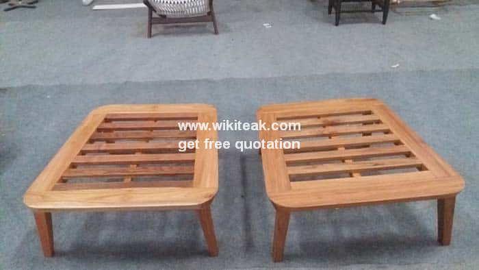 Teak Wood Furniture From Indonesia